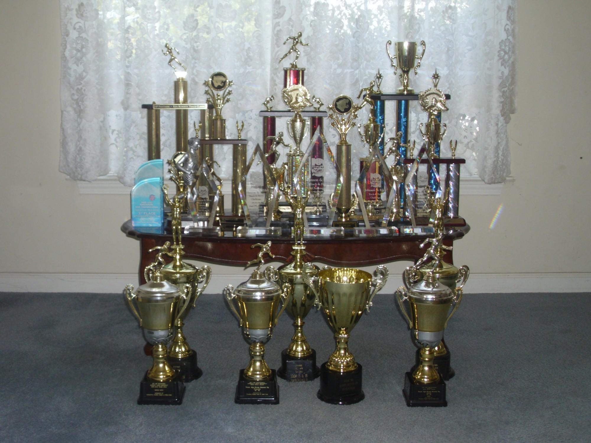2011 NC (AAU) Region 5 Champions